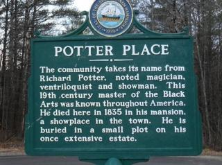 Potter Place